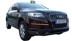 Airport Transfer wit Audi Q7